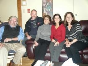 Visite de la Fondation Farha